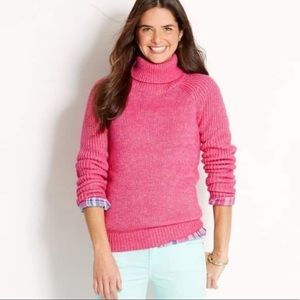 Vineyard Vines Knit Pullover Turtleneck Sweater